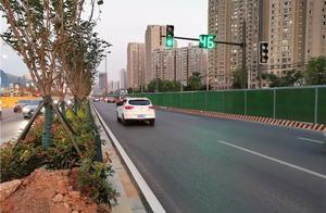 在新区泰山,有一种发展的见证叫大桥北路
