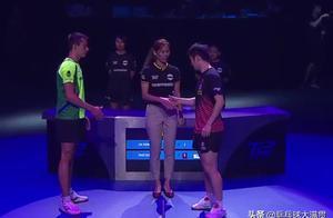 樊振东4-0横扫巴西队雨果,晋级T2联赛第二轮