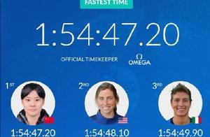 中国首枚世锦赛公开水域游泳金牌,恭喜辛鑫中国