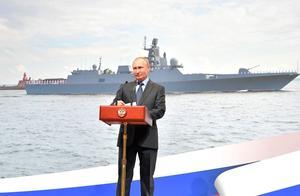 美国海军的噩梦!俄罗斯开建12艘高超音速导弹舰,人类无法拦截!
