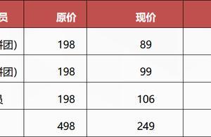 """爱奇艺""""破亿狂欢五折起""""活动上线 折后再送京东Plus会员年卡"""