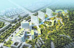 成都东进|总投资24亿元!简阳市人民医院完善三甲功能项目启动