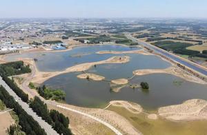 总占地面积3100亩...济宁又将新添一座大型公园