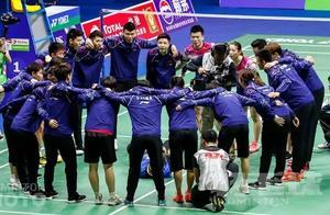 国羽三场胜泰国闯进苏杯决赛,双核教练期待释放全部力量