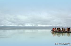 青海湖,是童话里才会出现的仙境