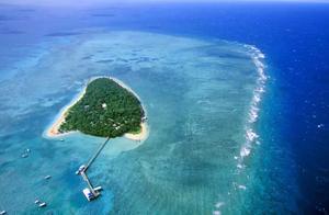 澳大利亚大堡礁的寿命还有12年,为最佳景观澳洲将建海底酒店