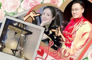 网传林峰求婚嫩模女友张馨月成功,数十亿家世被挖出