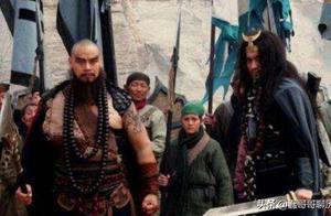水浒传中最强势力并非宋江方腊,此势力一人灭梁山,有实力灭大宋
