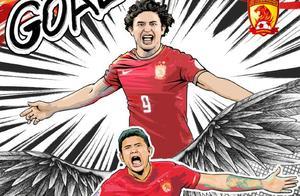 埃神正面回应归化:愿意帮这个国家取得荣誉 恒大发海报庆祝进球