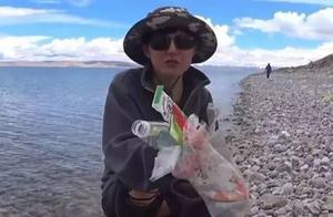 川藏线上扔的最多的3种垃圾,最后两种让人脸红,穷游女怎么想的