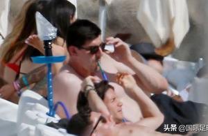 得意忘形?皇马主力门将吸烟引争议 网友替他的两位队友喊冤!