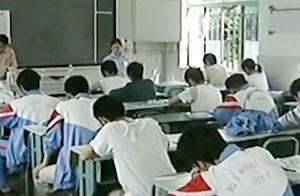 曝河南一中学只让高三重点班用空调!学生也分三六九等?