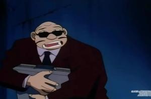 名侦探柯南:两人非法交易,柯南却到此结束!然而再见了名侦探