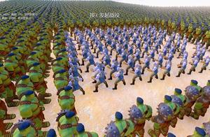 100个灭霸被10000个绿巨人浩克包围,灭霸能突围出去吗?