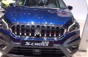 全新铃木SX4 S-Cross内部细节曝光,你觉得这台车怎么样