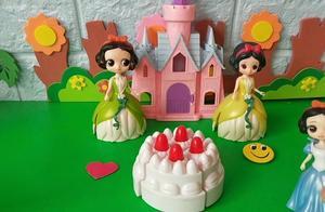 两个白雪公主哪一个是真的?