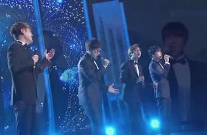 四位韩国明星同台合唱《来自星星的你》主题曲,超好听