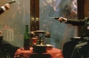 全片最精彩的片段,张国荣对决刘德华,我要杀你也是为了保护你