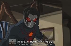 终极蜘蛛侠平行宇宙中邪恶的彼得帕克,暗黑色蜘蛛侠