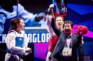跆拳道最佳裁判也为郑姝音鸣不平,英媒:英国队员赢得不太光彩!