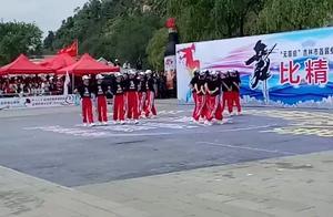 舞动青春舞动奇迹为吉林万昌代表队加油
