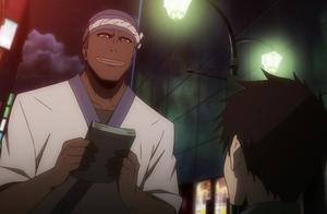 正臣:帝人你可真幸运 一来东京就遇上了赛门和静雄这两大强人
