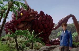 欧布奥特曼:高斯正在喂养怪兽,突然被飞鸟召唤!