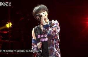 """开口跪!华晨宇""""BBF音乐节""""现场演绎高难度曲目《斗牛》!!"""