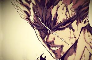 一拳超人2:盘点三个存活的怪人,黑精成宠物,龙级饿狼勉强存活