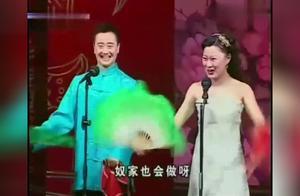 东北二人转:赵海燕和老公闫光明合作小帽,两夫妻真是恩爱啊