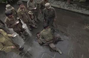 士兵看到胖子队友突然动手,没想到是冤枉好人,胖子太惨了!