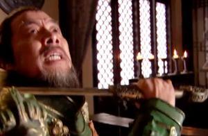 黄飞虎用计骗老父亲反叛朝歌,不料把老父亲气的拿剑自刎,气坏了