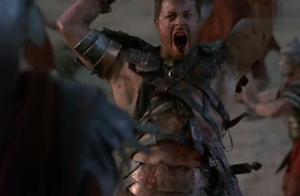 罗马大部队与奴隶起义军主力鏖战!起义军溃败!这剧相当精彩
