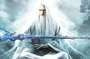 封神榜10大绝世高手,鸿钧老祖修为无人能及,他却一生尊敬此人