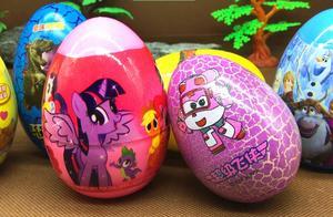 闪光恐龙蛋玩具 超级飞侠出奇蛋 小马宝莉公主奇趣蛋