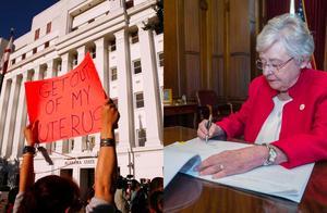 美国最严反堕胎法禁止强奸受害者堕胎 州长:生命都是宝贵的