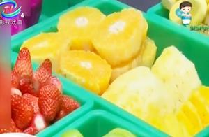 市场监管部门突查网红水果铺,细菌微生物超标,居民要注意食用