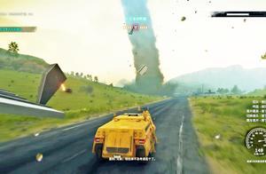 小林 正当防卫4 摧毁敌方风炮,释放超强龙卷风!