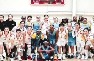 中国女篮不敌芝加哥天空 虽遭三连败但发挥不乏亮点