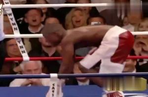 盘点拳击比赛中的冲突事件,泰森玩命追打,场面失控了!