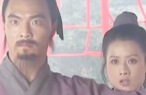 水浒传:庞秋霞被识破女儿身,顿感惊慌,兄长庞万春上台替秋霞
