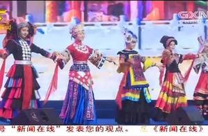 2019苏迪曼杯开幕式,广西元素闪耀世界