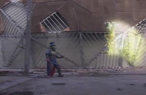 铠甲勇士拿瓦,精彩打斗,终极铠甲对战终极虫子,有看头呢!