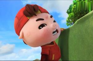 猪猪侠之竞球小英雄 :猪猪侠不惜代价救自己的伙伴,打动了元灵