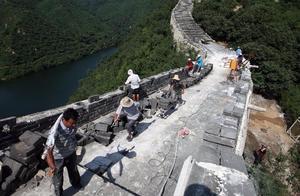 秦始皇请100万人修长城,一共花了多少钱?折算人民币是多少钱