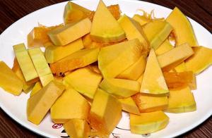南瓜不用蒸馒头了,学会农村做法,香甜软糯,吃一次就忘不了