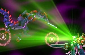 9大守护神幻影的攻击太可怕,烛龙天尊用混沌力对付神兽金刚