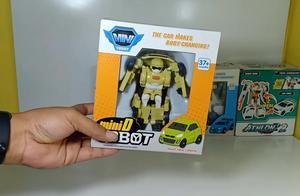 变形金刚玩具,这个玩具叫什么名字呢?