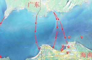 中国再砸1500亿,建造琼州海峡跨海通道,难度超越港珠澳大桥!