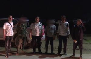 禁渔期顶风作案!2名男子非法电捕鱼,当场被抓没收工具并严惩